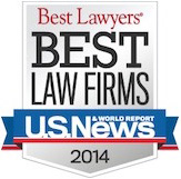 Best Law Firms U.S. News 2014