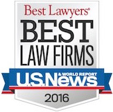 Best Law Firms U.S. News 2016